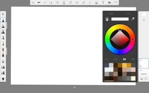 S.P Color Palette